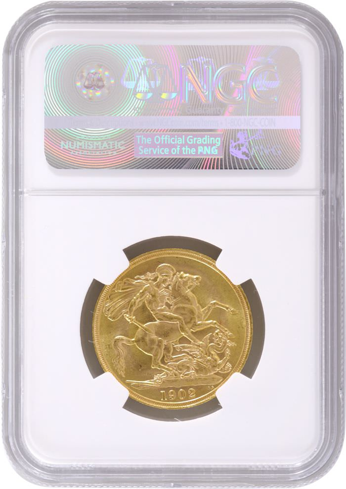 Great Britain Two PoundsGold