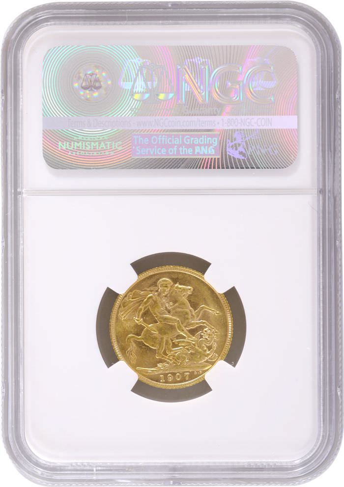 Great Britain1Pound  Gold